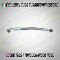 Tubo Turbocompressore