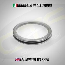 Rondella Alluminio - Metrica
